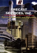 Subcontractor for architectural and structural precast components